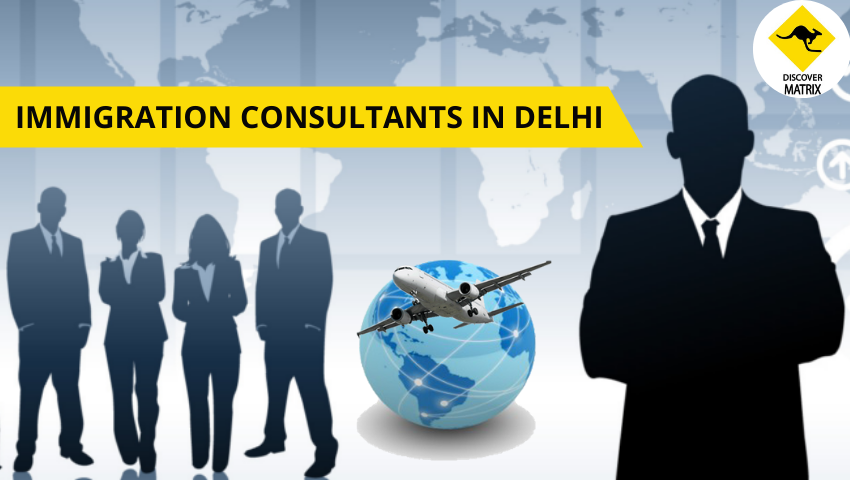 Immigration Consultants in Delhi