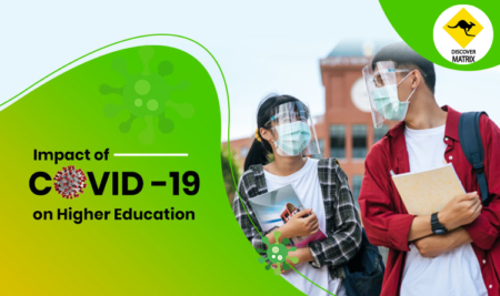 Effect on Higher Education of COVID -19