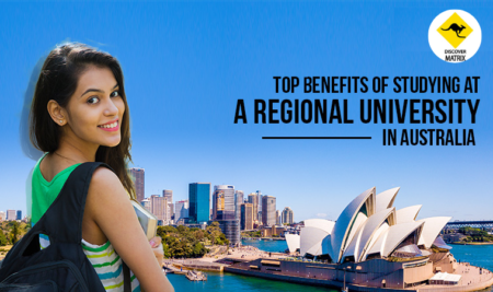 Top advantages of studying in Australia at a Regional University